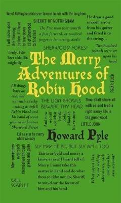 The Merry Adventures of Robin Hood (Paperback): Howard Pyle