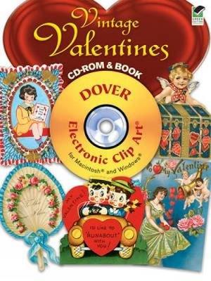 Vintage Valentines (Paperback, Green ed.): Carol Belanger Grafton
