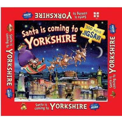 Yorkshire Santa Jigsaw (Game):