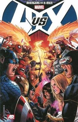 Avengers Vs. X-men (Paperback): Ed Brubaker, Matt Fraction, Brian Michael Bendis