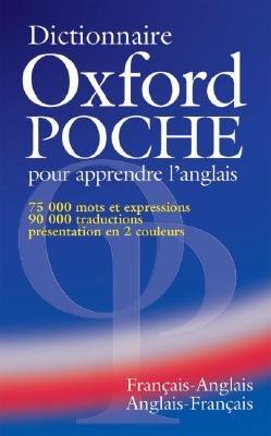 Dictionnaire Oxford Poche Pour Apprendre L'Anglais - Francais-Anglais/Anglais-Francais (French, Paperback): Colin McIntosh