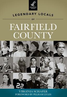 Legendary Locals of Fairfield County, South Carolina (Paperback): Virginia Schafer