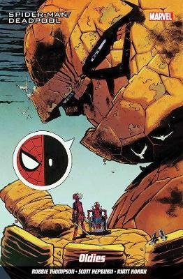 Spider-man/deadpool Vol. 7: My Two Dads (Paperback): Robbie Thompson