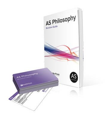 AS Philosophy Revision Guide and Cards for Edexcel (Book): Brian Poxon, Laura Mears
