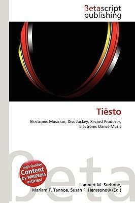 Tisto (Paperback): Lambert M. Surhone, Miriam T. Timpledon, Susan F. Marseken