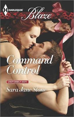 Command Control (Electronic book text): Sara Jane Stone