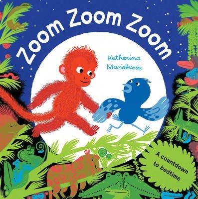 Zoom Zoom Zoom (Hardcover, Main Market Ed.): Katherina Manolessou