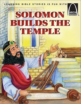 Solomon Builds a Temple (Paperback): Concordia Publishing House