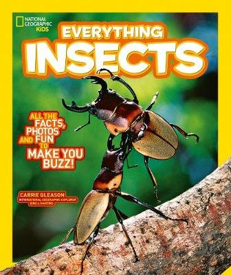 Everything: Insects (Paperback): National Geographic Kids