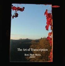 Various Artists - Risto-Matti Marin: The Art of Transcription (CD): Risto-Matti Marin, Carl Czerny, Wolfgang Amadeus Mozart,...