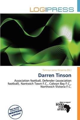 Darren Tinson (Paperback): Terrence James Victorino