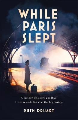 While Paris Slept (Paperback): Ruth Druart