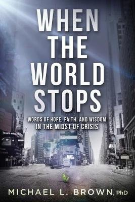 When The World Stops - Words Of Hope, Faith, And Wisdom In The Midst Of Crisis (Paperback): Michael L Brown