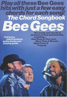 Bee Gees - the Chord Songbook (Paperback):