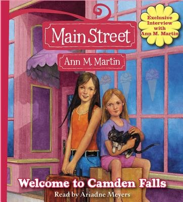 Welcome to Camden Falls (Standard format, CD): Ann M Martin