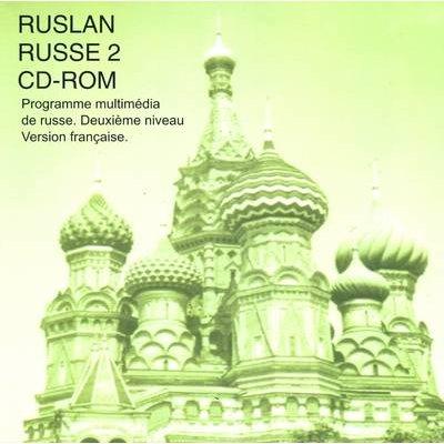 Ruslan Russe 2: Programme Multimedia De Russe (French, Russian, CD-ROM): John Langran, Natalia Veshneva