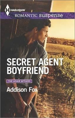 Secret Agent Boyfriend (Paperback): Addison Fox