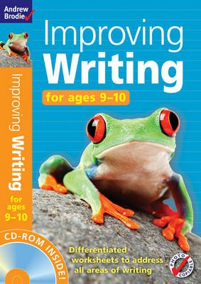 Improving Writing 9-10 (CD-ROM): Andrew Brodie