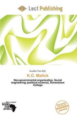 K.C. Malick (Paperback): Nuadha Trev