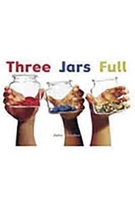 Three Jars Full - Leveled Reader (Paperback): Rigby