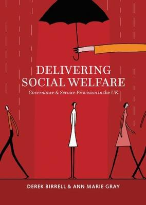 Delivering social welfare - Governance and service provision in the UK (Electronic book text): Derek Birrell, Ann Marie Gray