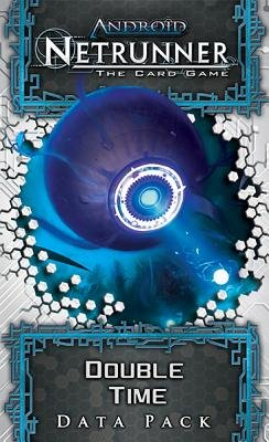 Android Netrunner Lcg - Double Time Data Pack: