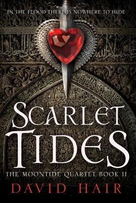 Scarlet Tides (Hardcover): David Hair