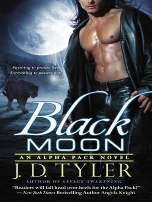 Black Moon (Standard format, CD, Unabridged edition): J D Tyler