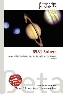 6581 Sobers (Paperback): Lambert M. Surhone, Mariam T. Tennoe, Susan F. Henssonow