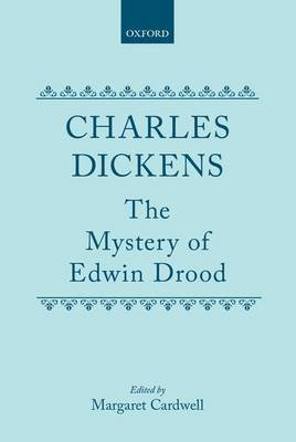 The Mystery of Edwin Drood (Hardcover): Charles Dickens