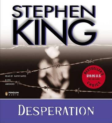 Desperation (Abridged, Standard format, CD, abridged edition): Stephen King