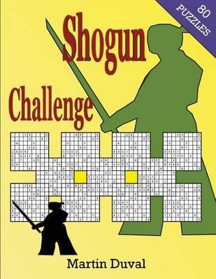 Shogun Challenge 1 (Paperback): Martin Duval
