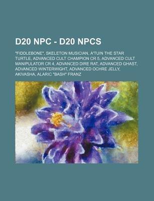 npcs d20