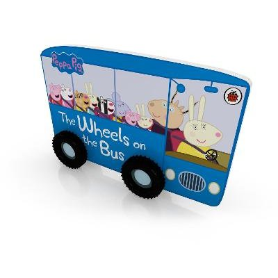 Peppa Pig: The Wheels on the Bus (Board book): Peppa Pig