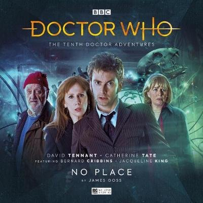 The Tenth Doctor Adventures Volume Three: No Place (CD): James Goss