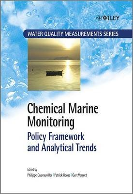 Chemical Marine Monitoring - Policy Framework and Analytical Trends (Electronic book text, 1st edition): Philippe Quevauviller,...