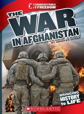 The War in Afghanistan (Paperback): Jennifer Zeiger
