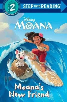 Moana's New Friend (Disney Moana) (Hardcover): Jennifer Liberts