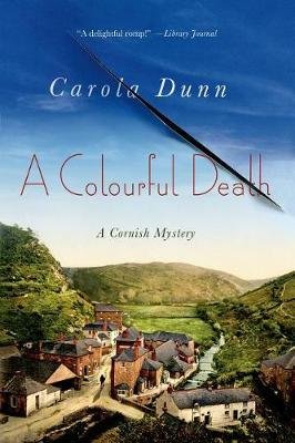 Colourful Death (Paperback): Carola Dunn