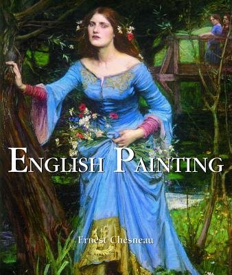 English Painting (Hardcover): Ernest Chesneau