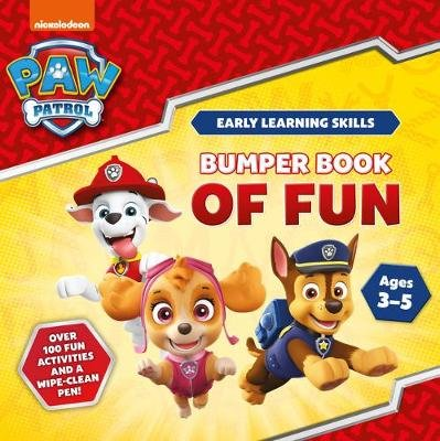 Bumper Book of Fun (Early Learning Skills) (Paperback): Scholastic