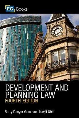Development and Planning Law (Electronic book text, 4th Revised edition): Barry Denyer-Green