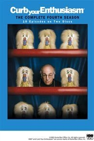 Curb Your Enthusiasm: Series 4 (DVD): Larry David, Jeff Garlin, Cheryl Hines, Ted Danson, Michael York, Richard Lewis, Robin...