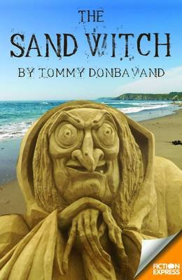 The Sand Witch (Paperback): Tommy Donbavand