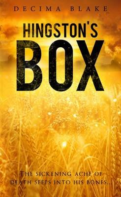 Hingston's Box (Paperback): Decima Blake