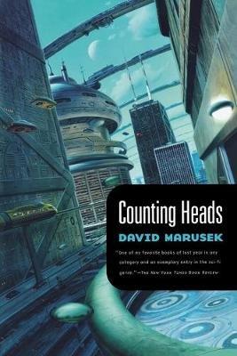 Counting Heads (Paperback): David Marusek
