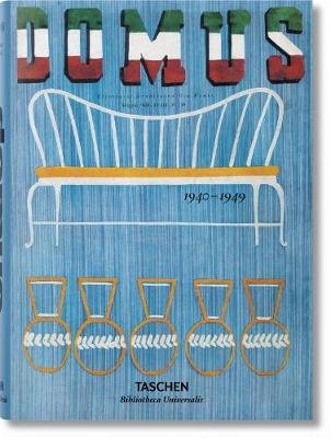 domus 1940s (English & Foreign language, Hardcover):