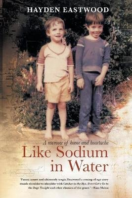 Like Sodium In Water - A Memoir Of Home And Heartache (Paperback): Hayden Eastwood