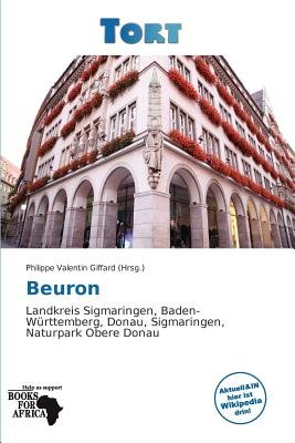 Beuron (German, Paperback): Philippe Valentin Giffard