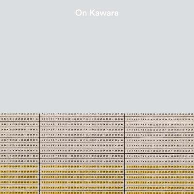 On Kawara (Hardcover): Emily Wei Rales, E. B. White